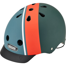 Nutcase Street Helmet Barn black/red/white
